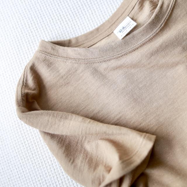 ベージュTシャツで気分はミラネーゼ♬_1_4