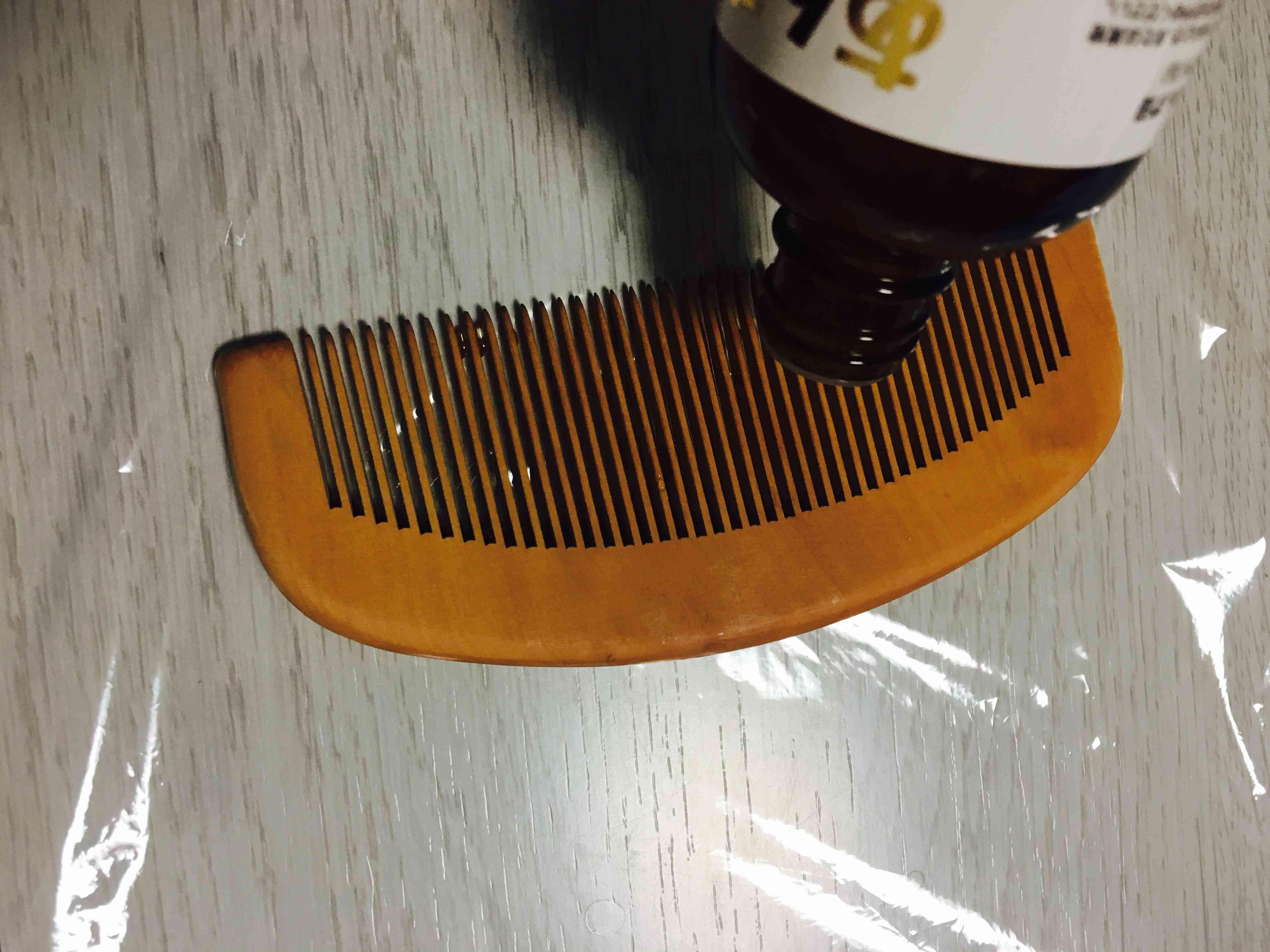 梳かすだけでヘアケアに♡あんず油で作る木櫛_1_4