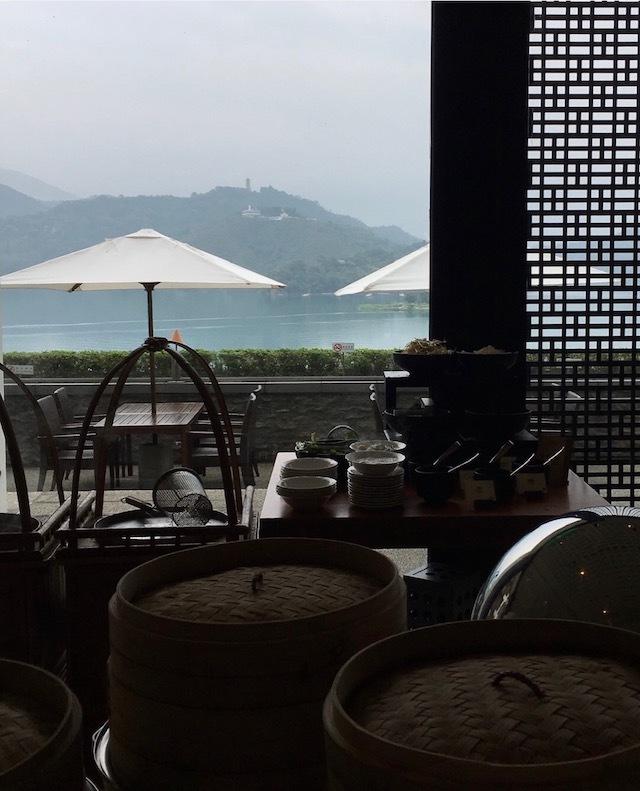 ザ・ラルー 涵碧樓 日月潭 台湾ホテル リゾートホテル