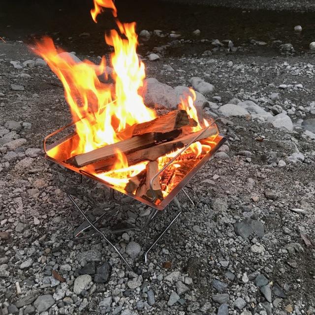 BBQに川遊び!大自然の中でのキャンプを満喫♡_1_6