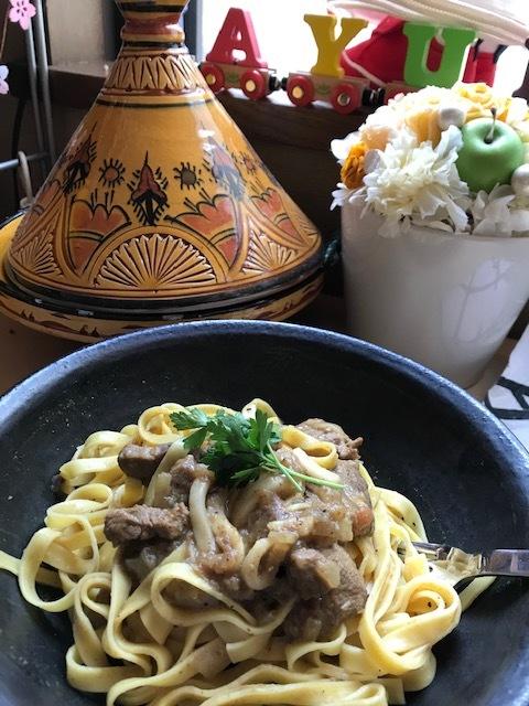 サハラ砂漠〜Zoomでつながったモロッコ料理レッスン♪_1_4-3