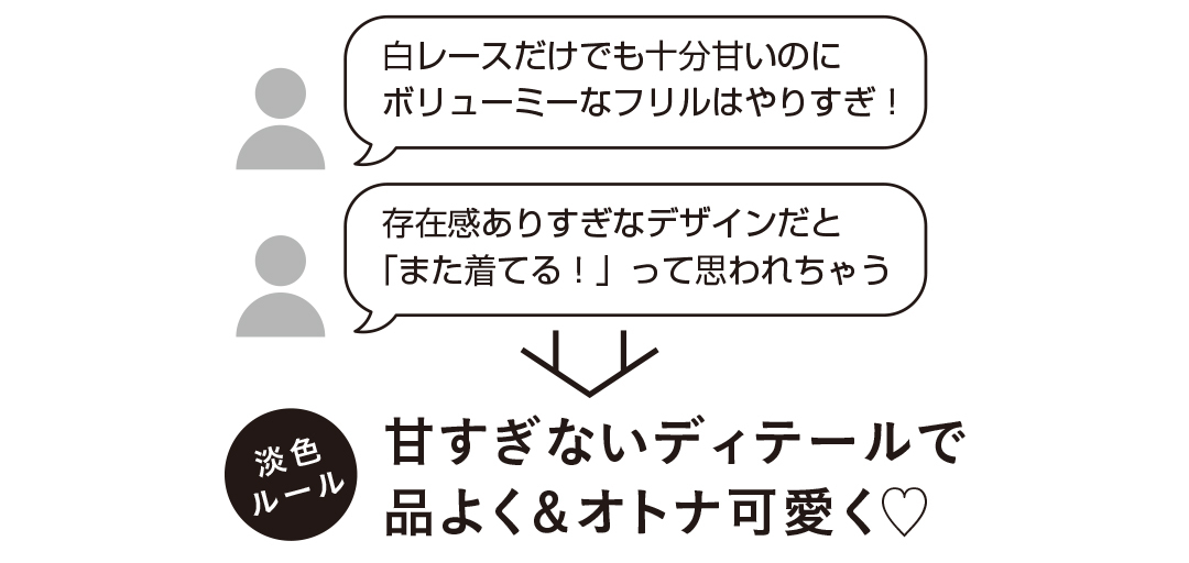 新木優子&馬場ふみかが着る! 甘すぎない白のシフォン&レーストップス9選_1_2