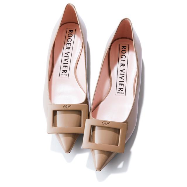 靴(H0.5cm)¥80,300/ロジェ・ヴィヴィエ・ジャパン(ロジェ ヴィヴィエ)