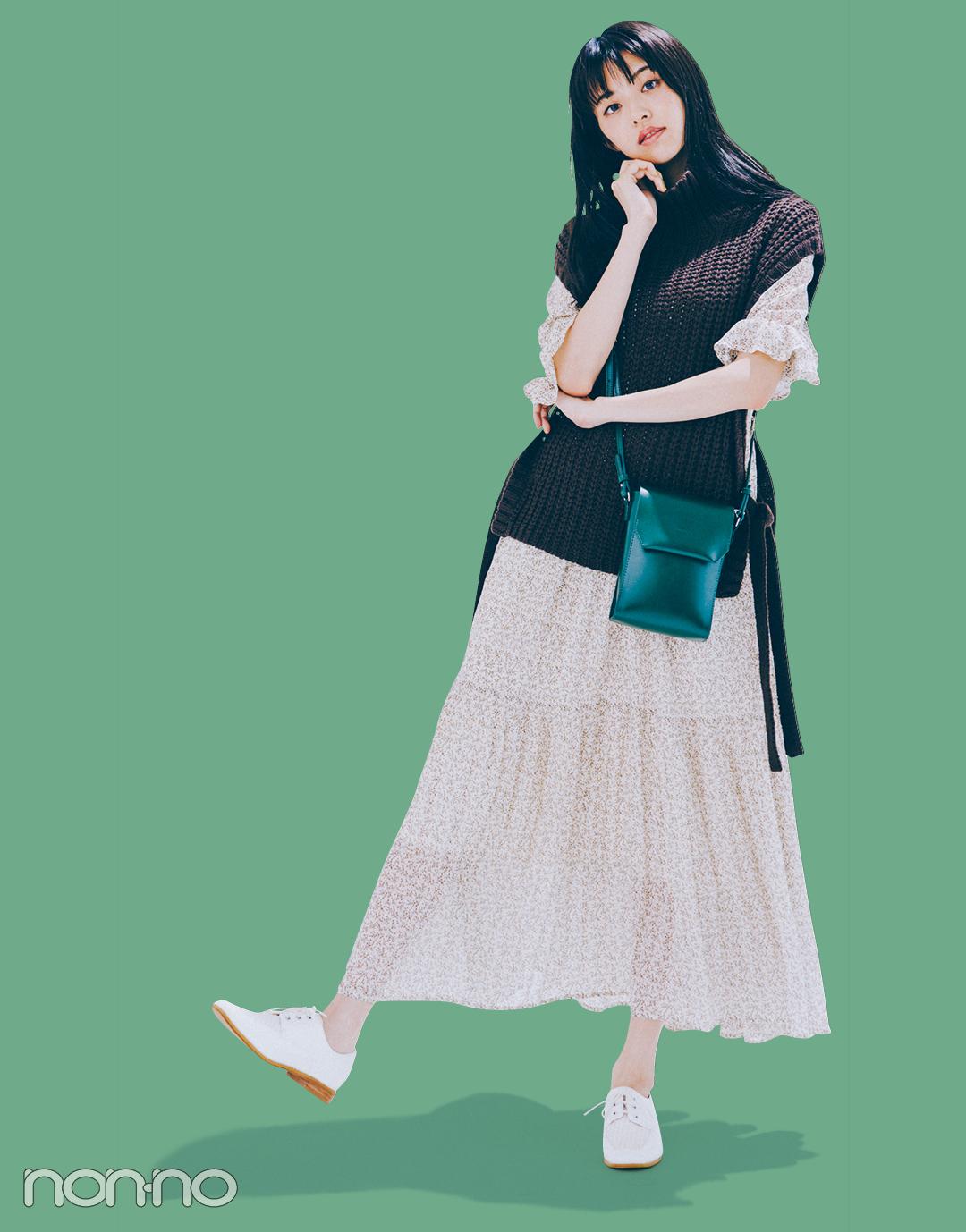 「レディースフリー」の視点でメンズ服を取り入れる! 【ファッションはもっとフリーになる】_1_2