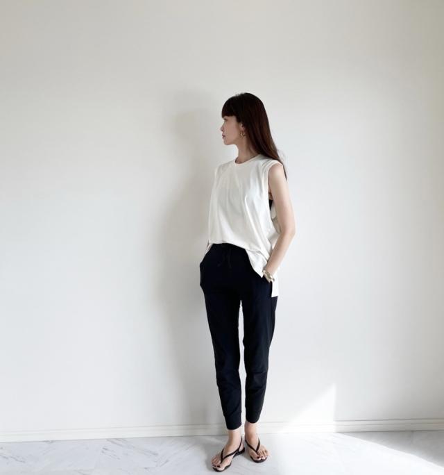 UNIQLO and Mame Kurogouchi:購入品紹介【40代 私のクローゼット】_1_7
