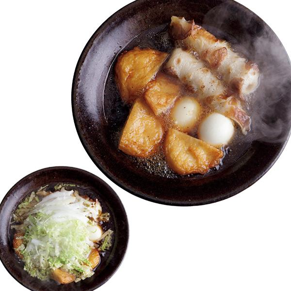 白菜をたっぷりいただく! ゆで卵と練り物、白菜の鍋【絶品鍋レシピ28days】_1_1