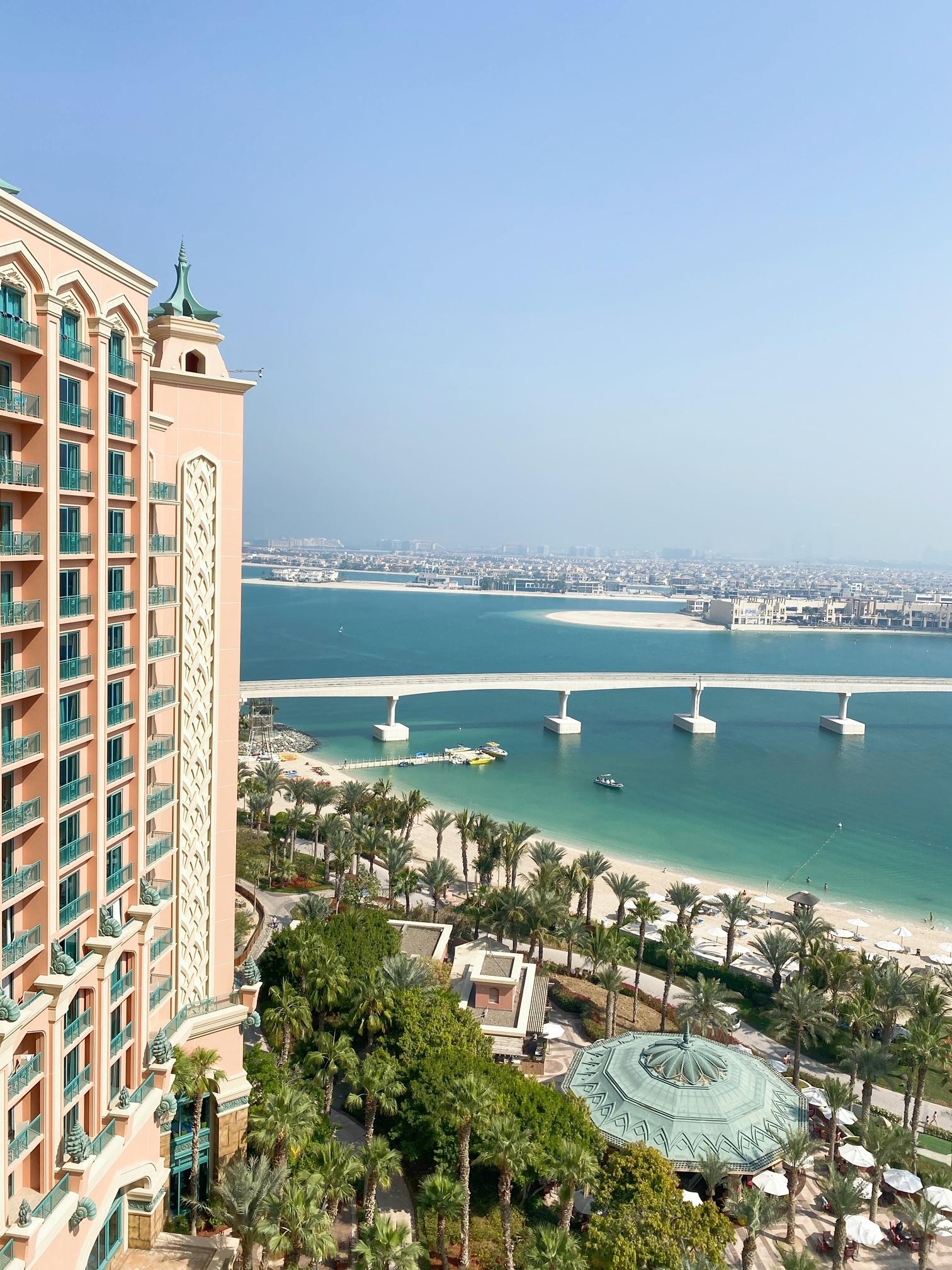 「ATRANTIS THE PALM」ホテルのお部屋&プライベートビーチ 〜ドバイ⑦〜_1_15