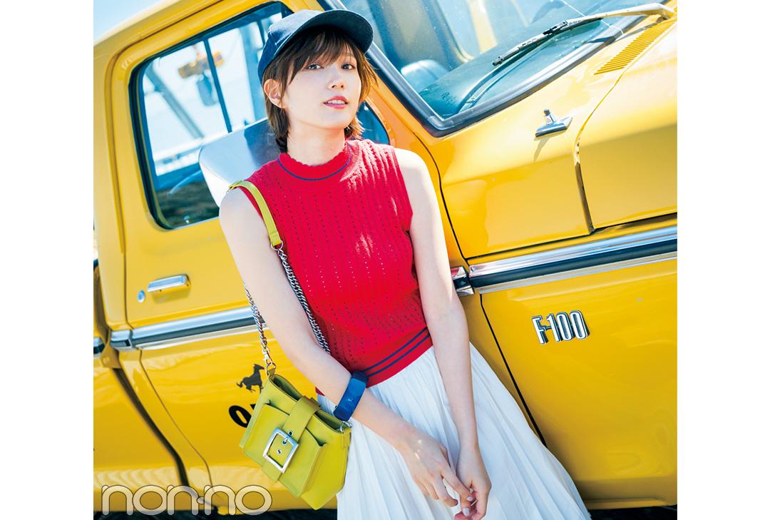 ばっさーはやっぱりかわいい♡ 本田翼のL.A.ファッションストーリー!_1_3-3