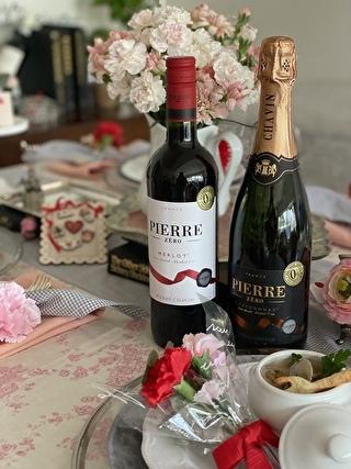 アルコールゼロのワイン