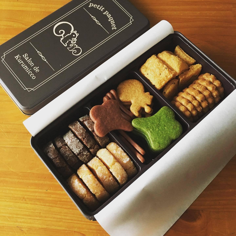 鎌倉紅谷より「かわいい小包」と名付けられた缶クッキーが登場!甘香ばしい香りが幸せな気分に♡_1_1