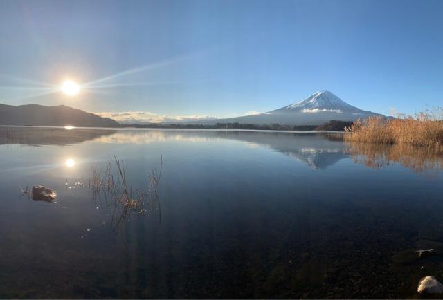 謹賀新年。 スタートは富士山とともに。_1_1-3