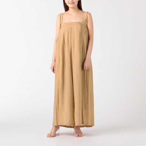 normment S470 / french rayon tuck dress