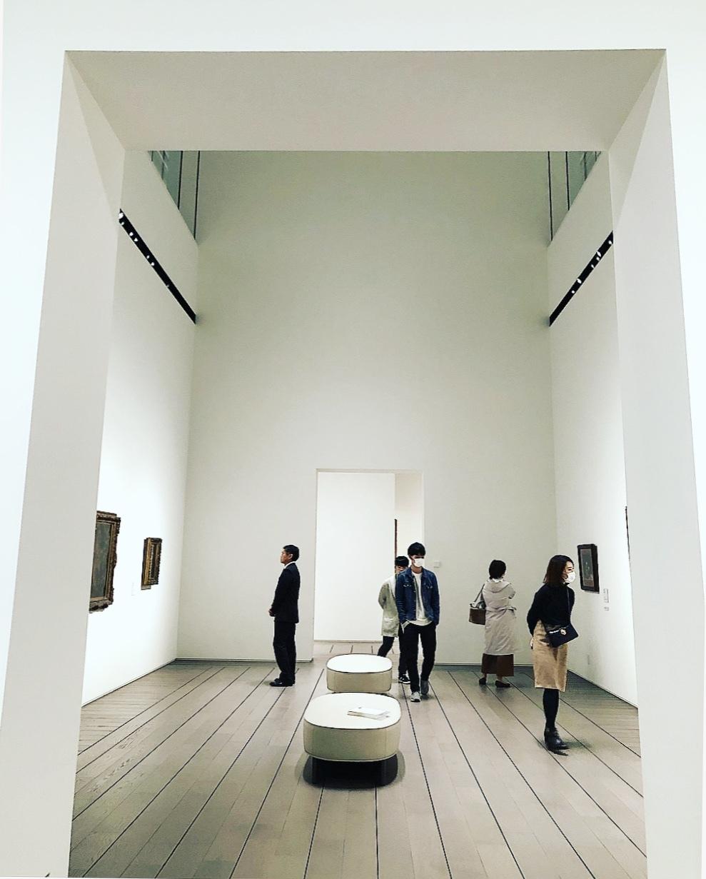 ペイズリー柄で、新しいアーティゾン美術館へ_1_2-1