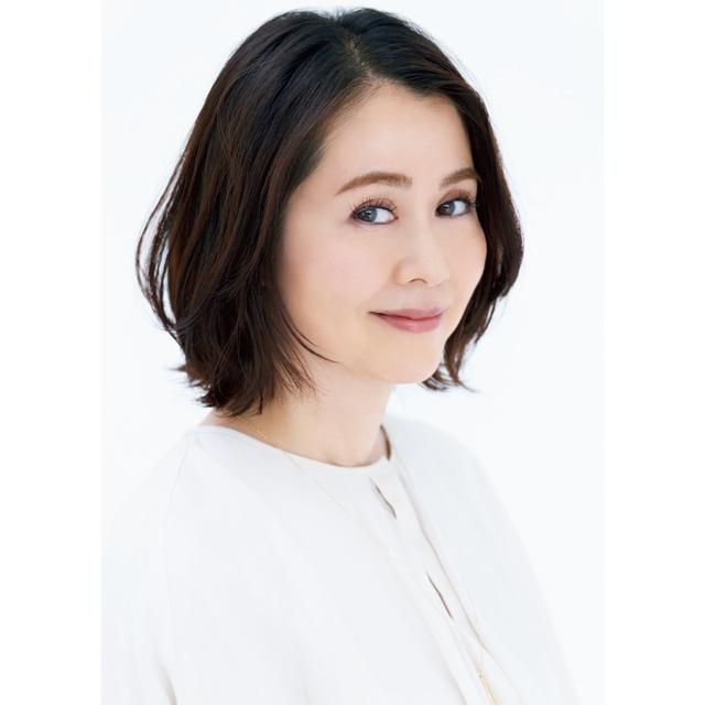 ヘナカラーで髪を染めた藤原由美さん