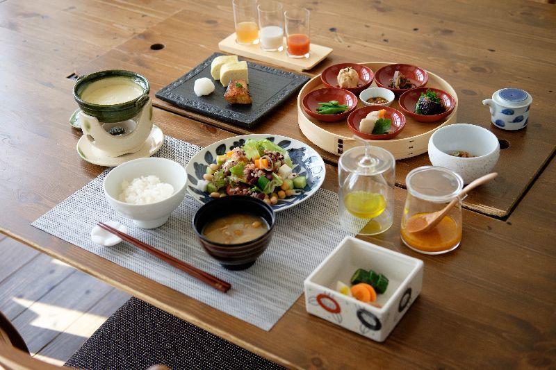 朝食が美味しい宿①旅疲れを癒す、体にやさしい朝ごはん_1_1