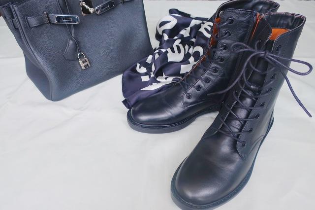 この秋真っ先に買った今年顔のブーツは、ZARA!_1_5