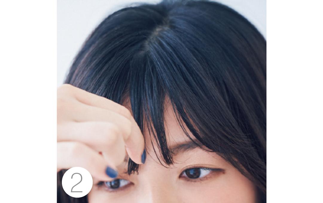 今田美桜さんの「人生を変えた前髪」、完コピでよーくわかる!【2019年★髪型を変える!】_1_4-2