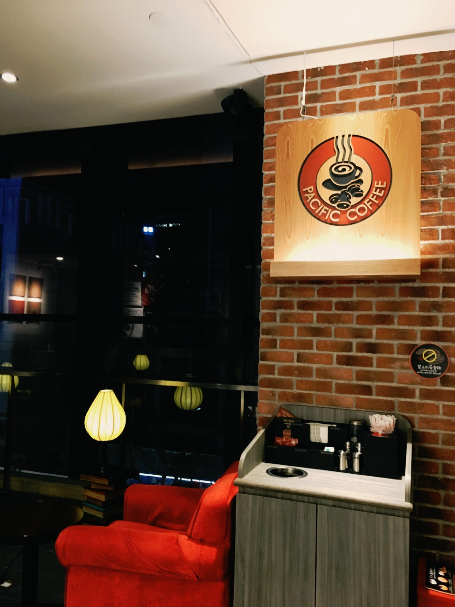 上海でもパシフィックコーヒー!_1_1