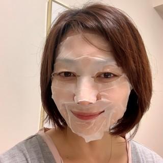CICAデイリースージングマスクを装着