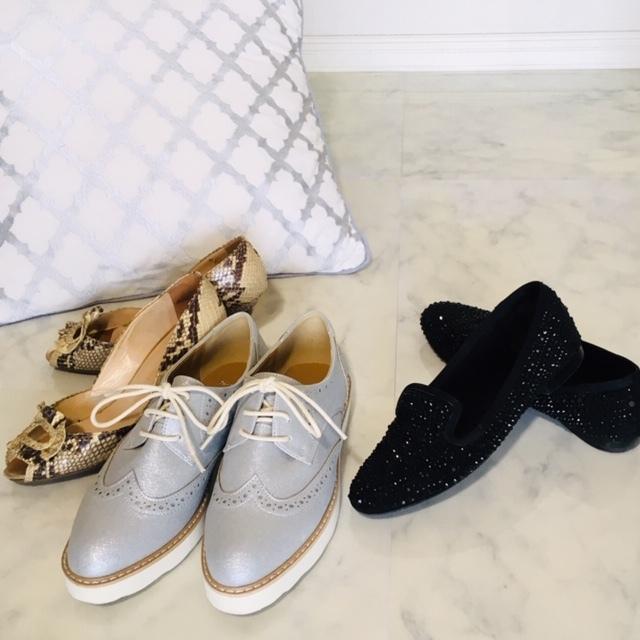 私の「ちょい攻め靴」☆3選☆_1_2