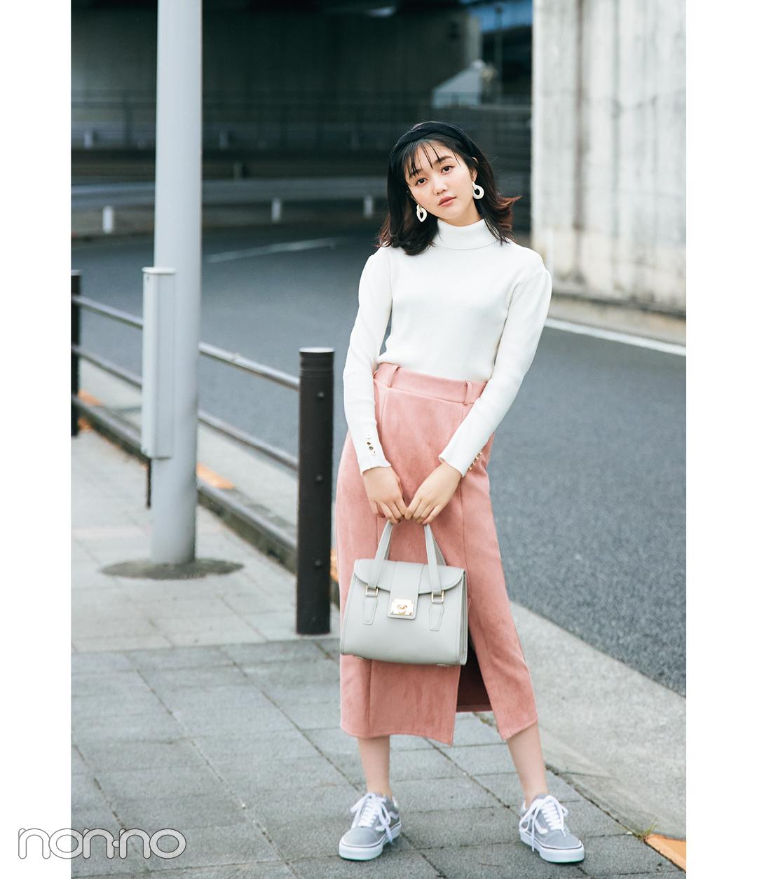 春新作スニーカー2021★ 美脚見えするスニーカー選びは?_1_3