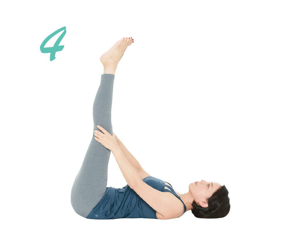 スペシャルエクササイズ【STEP 2】下半身トレーニング4