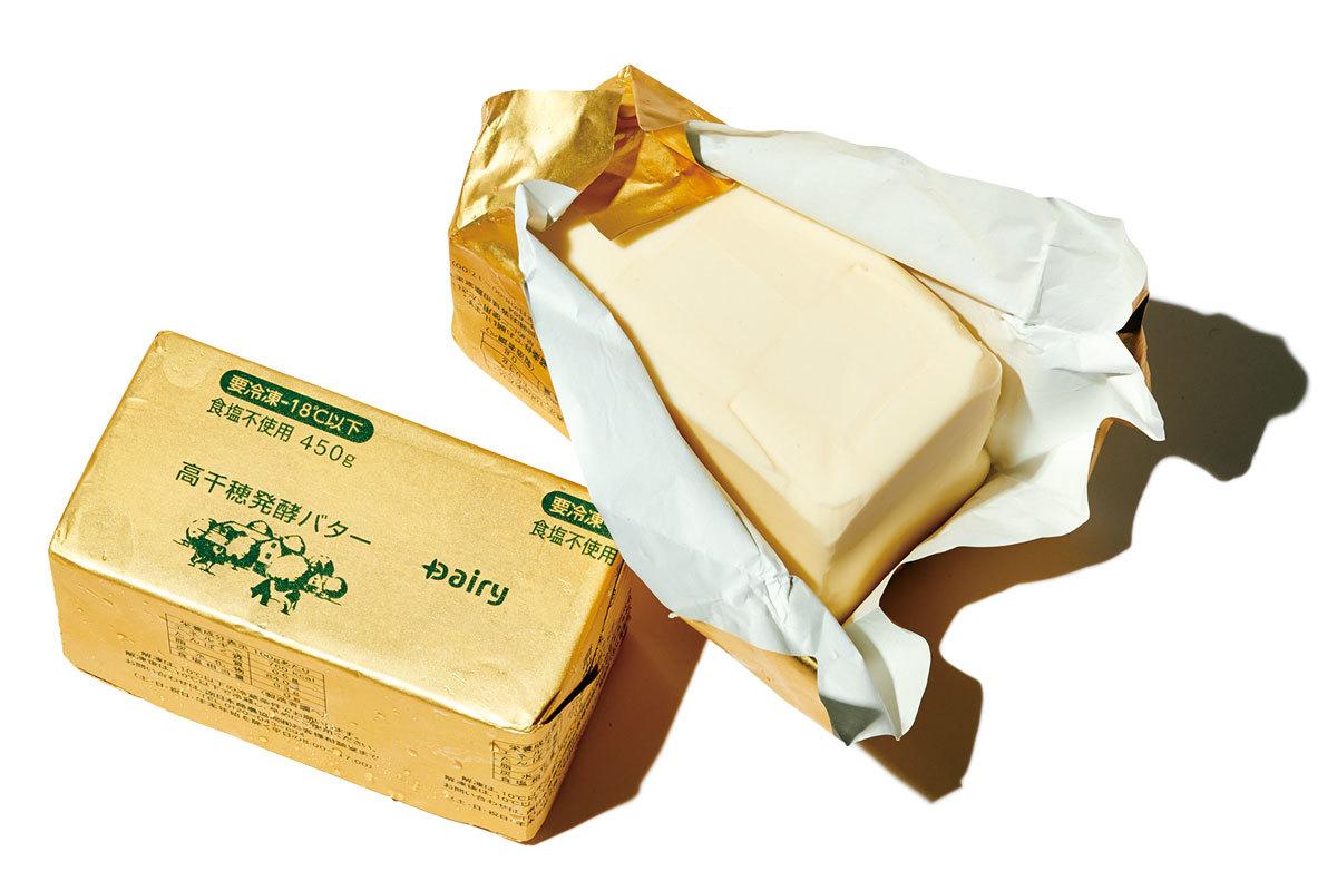 日本のバター2