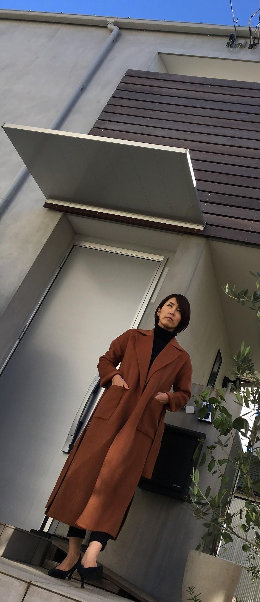 ロープラで流行のデザインのコートがみつけました_1_3