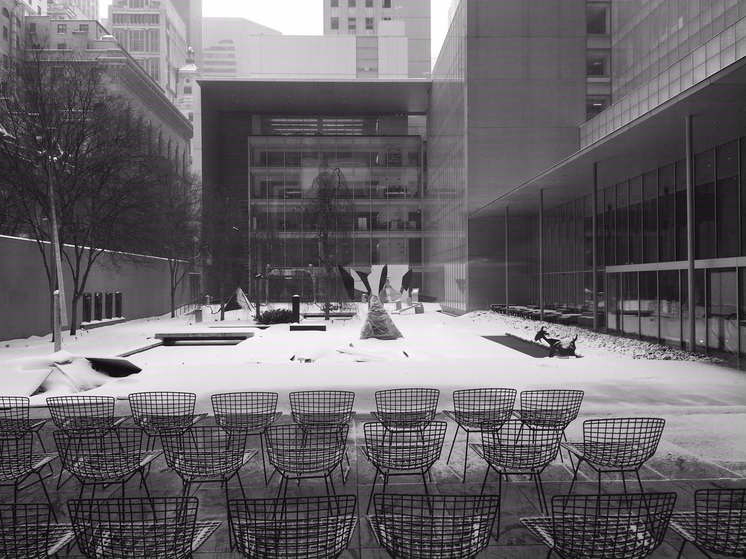 【ニューヨーク】のんびり鑑賞《MoMA・MET》_1_1-2