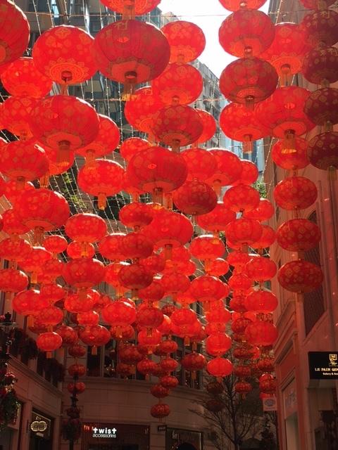 見所満載。香港の旧正月♪ _1_3-1