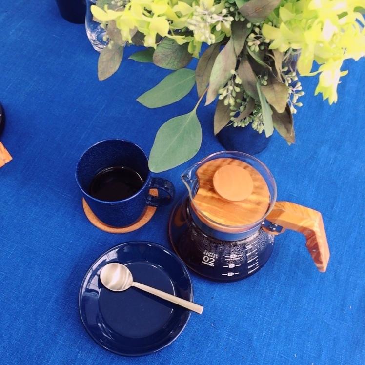 「COFFEE&BLUE」を愉しむ_1_3