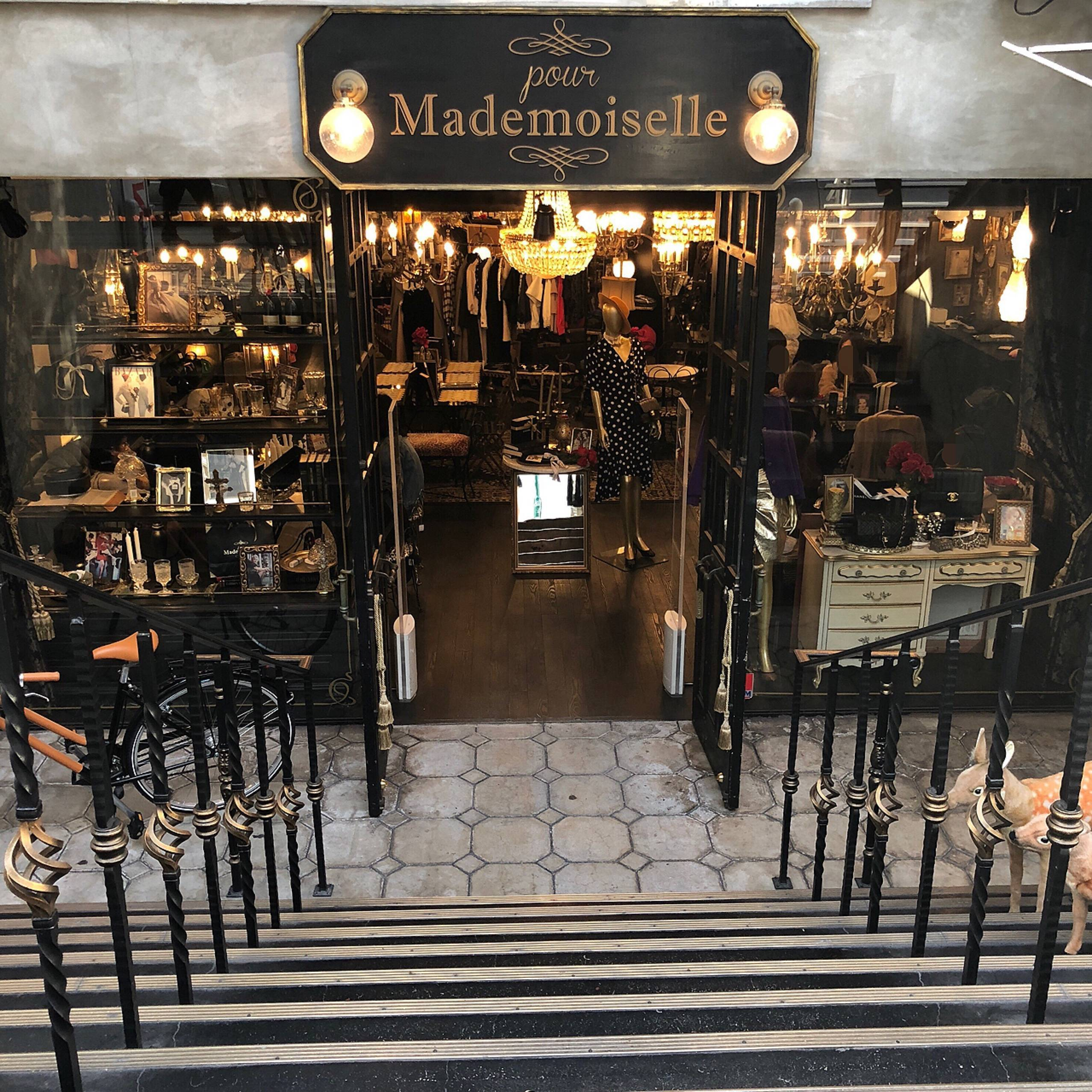 Vol.46♡ 大阪のカフェ巡りで困ったらここ!①【Mademoiselle CAFE(マドモワゼル カフェ)】_1_1