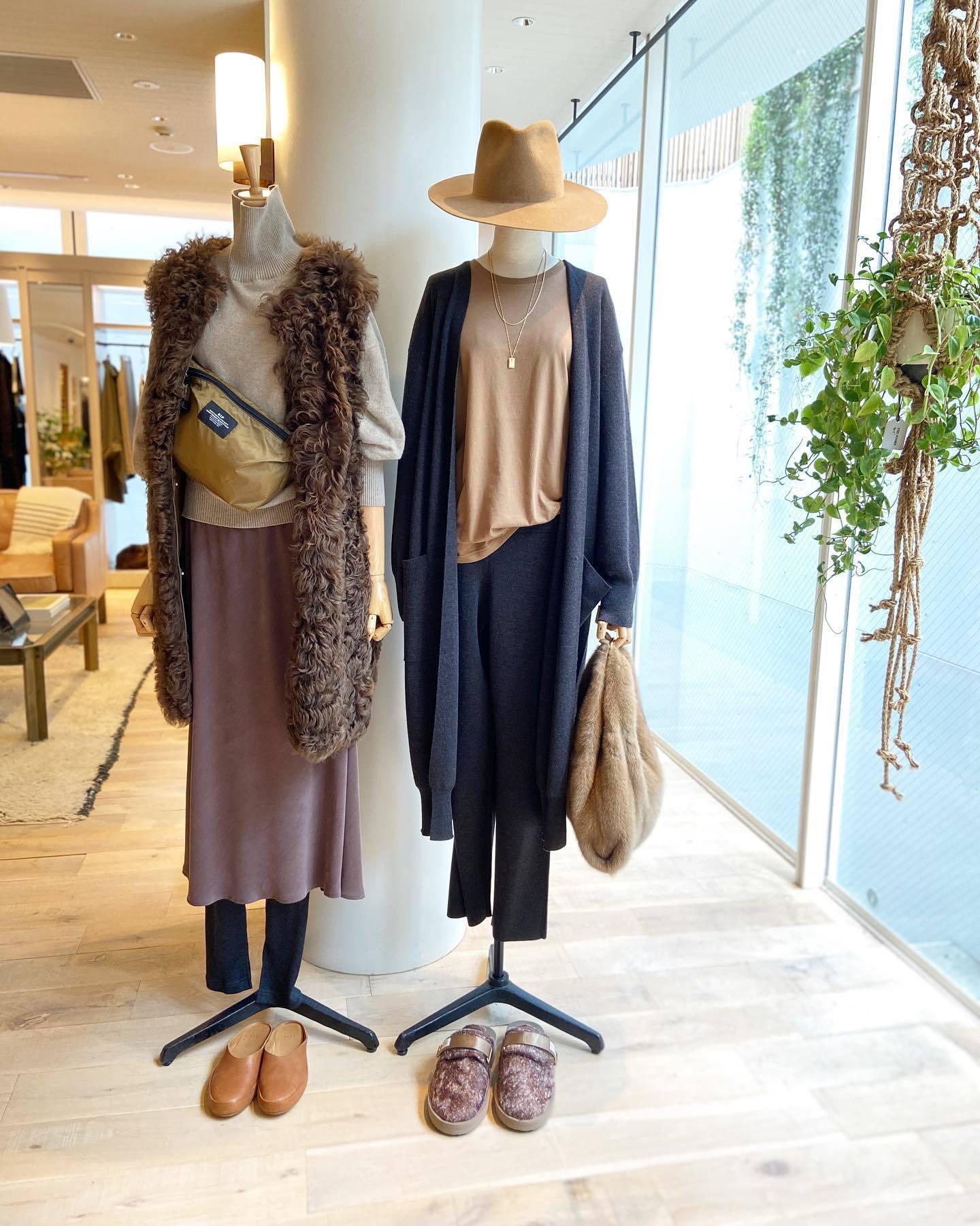 秋冬ファッションが楽しみ♪上質素材&おしゃれ感たっぷりなリラックススタイル_1_1