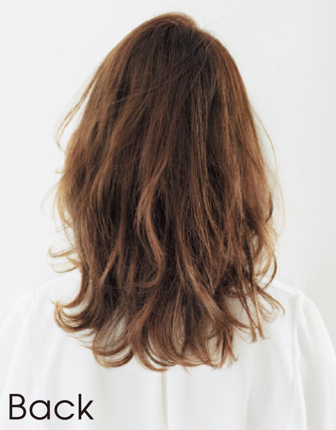 直毛でもふんわり感が出せる! 有村架純さん風ミディヘアはコチラ♡ _1_2-2