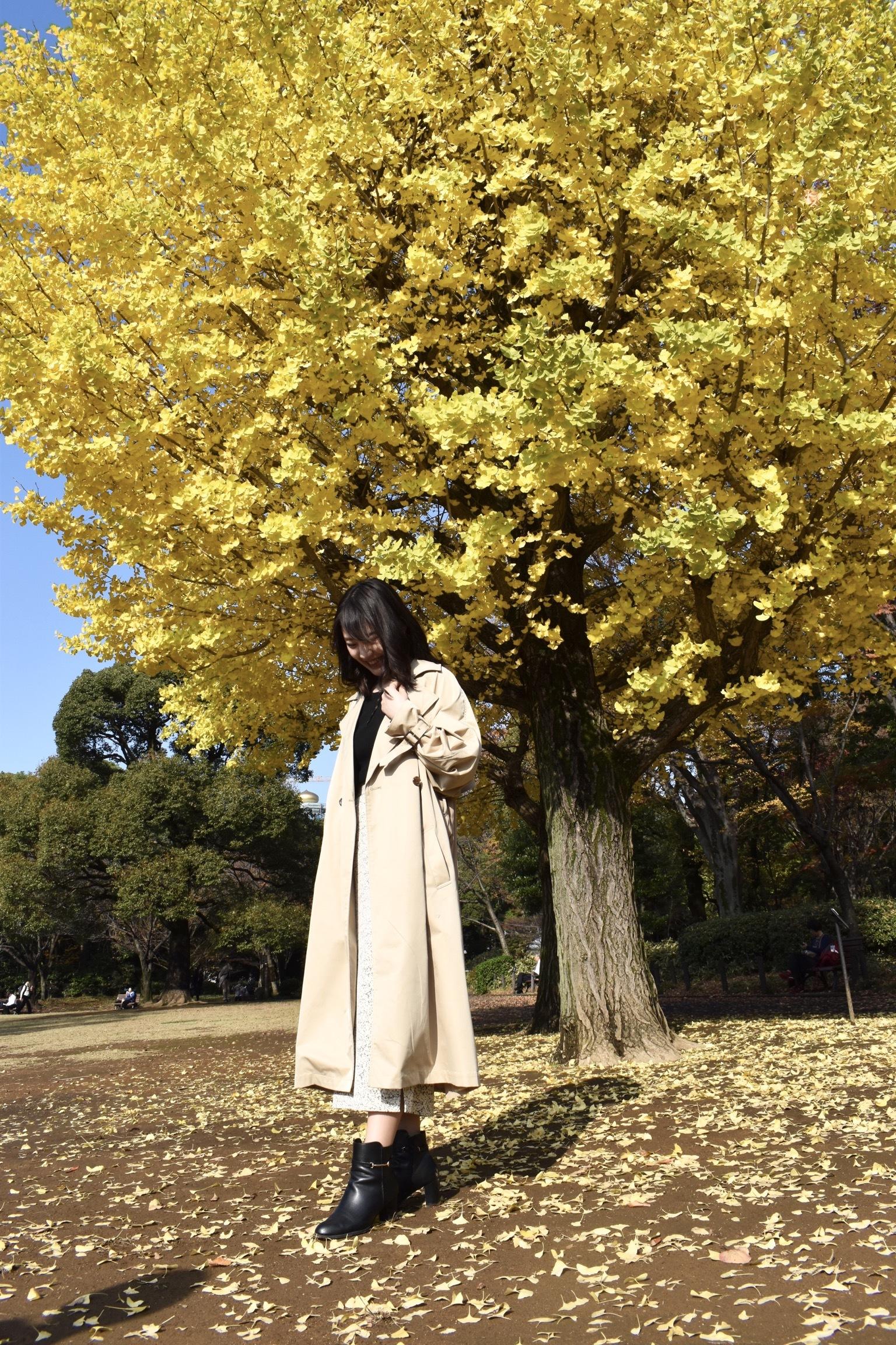 【紅葉】北の丸公園でお友達と撮影会!!_1_4