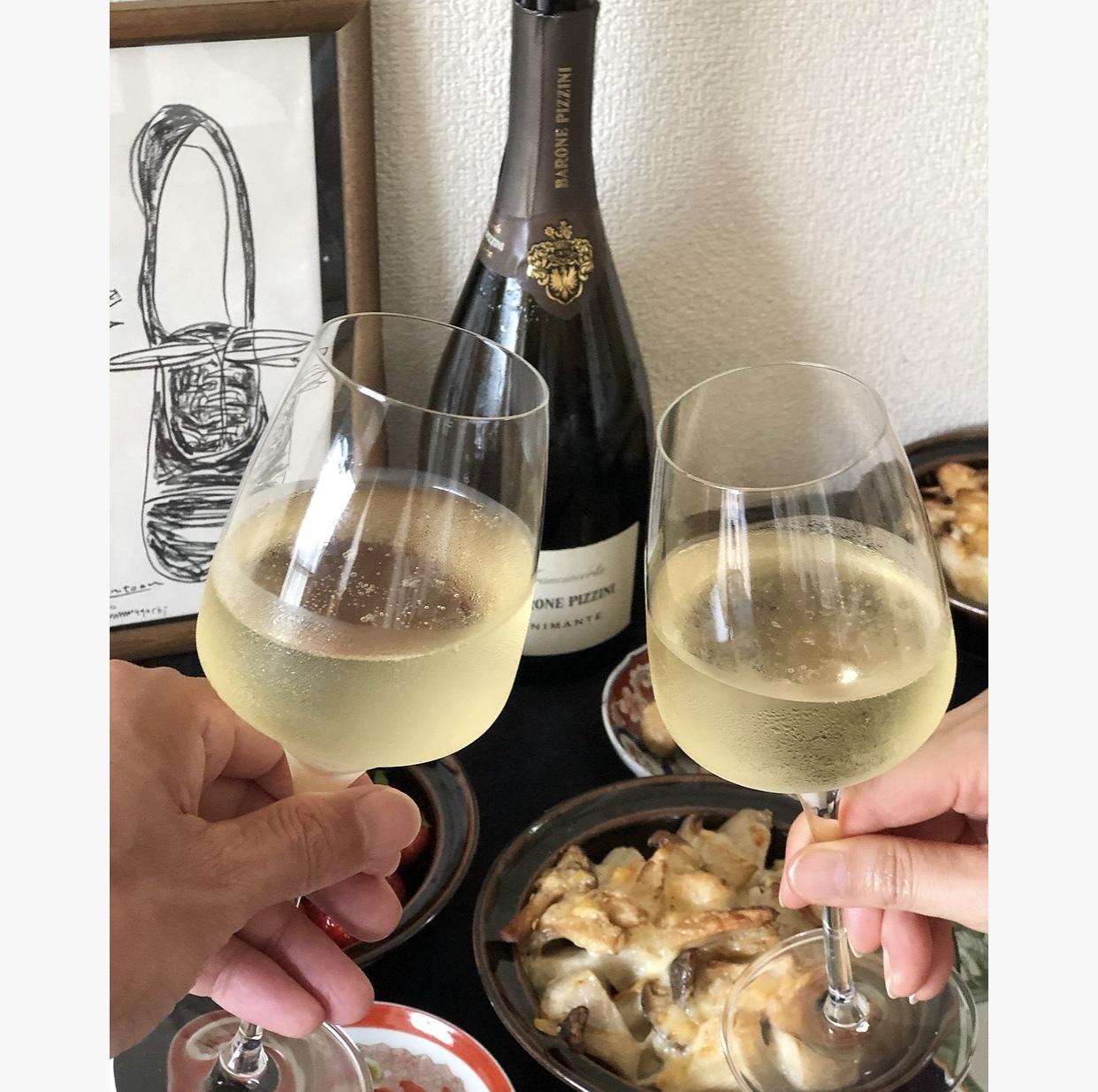 豆皿とワインで、家呑み。_1_4