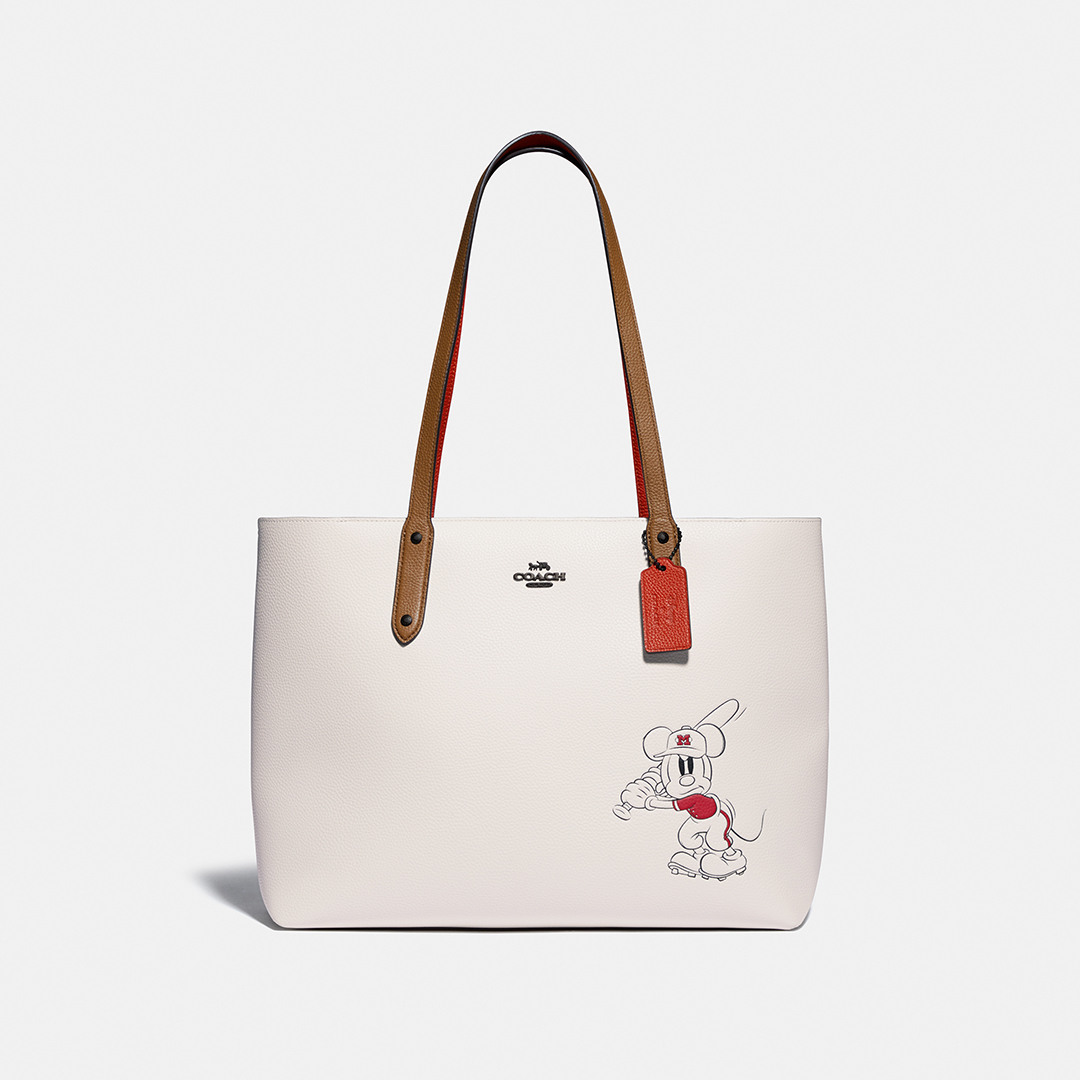 DISNEY x COACH Central Zip Tote