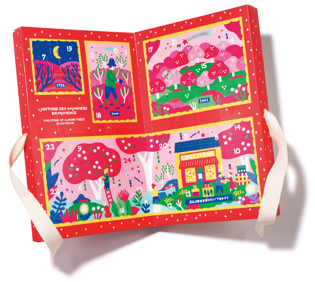 【クリスマスコフレ2019】ディオール、ロクシタン…etc.★10月17日・18日発売★_1_3
