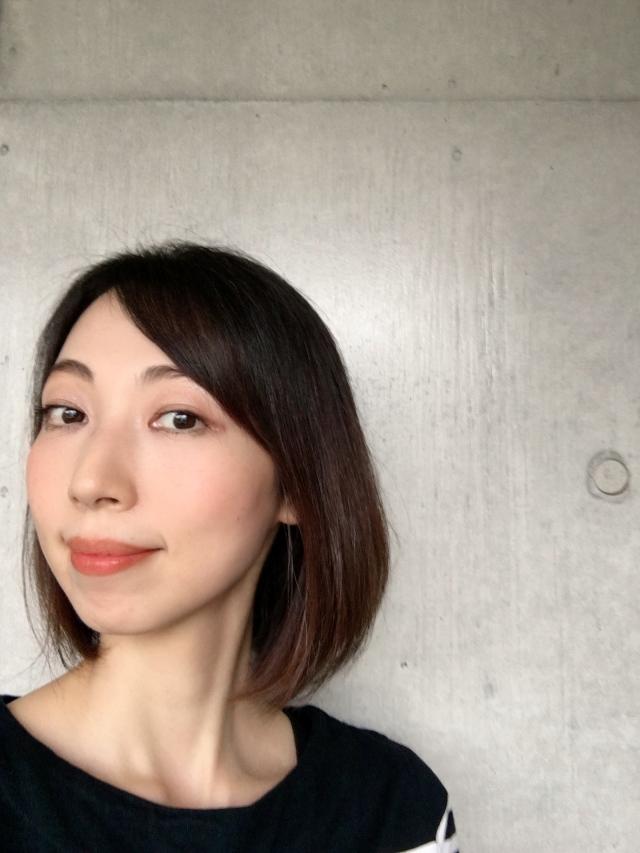 【40代 ヘアー】梅雨に打ち勝つボブスタイル_1_1-1