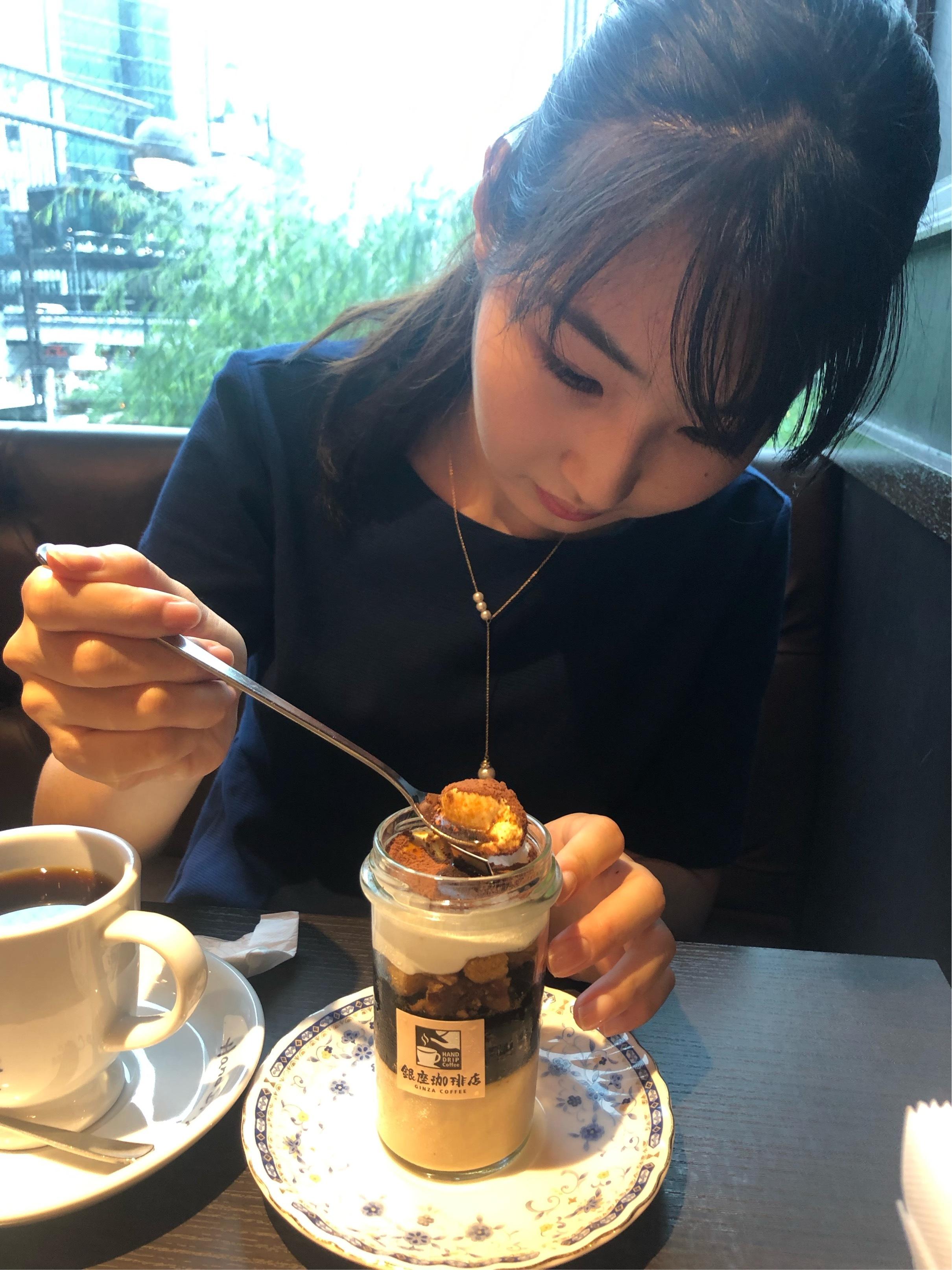 銀座の昔ながらの喫茶店♪【パンケーキ】_1_5-1