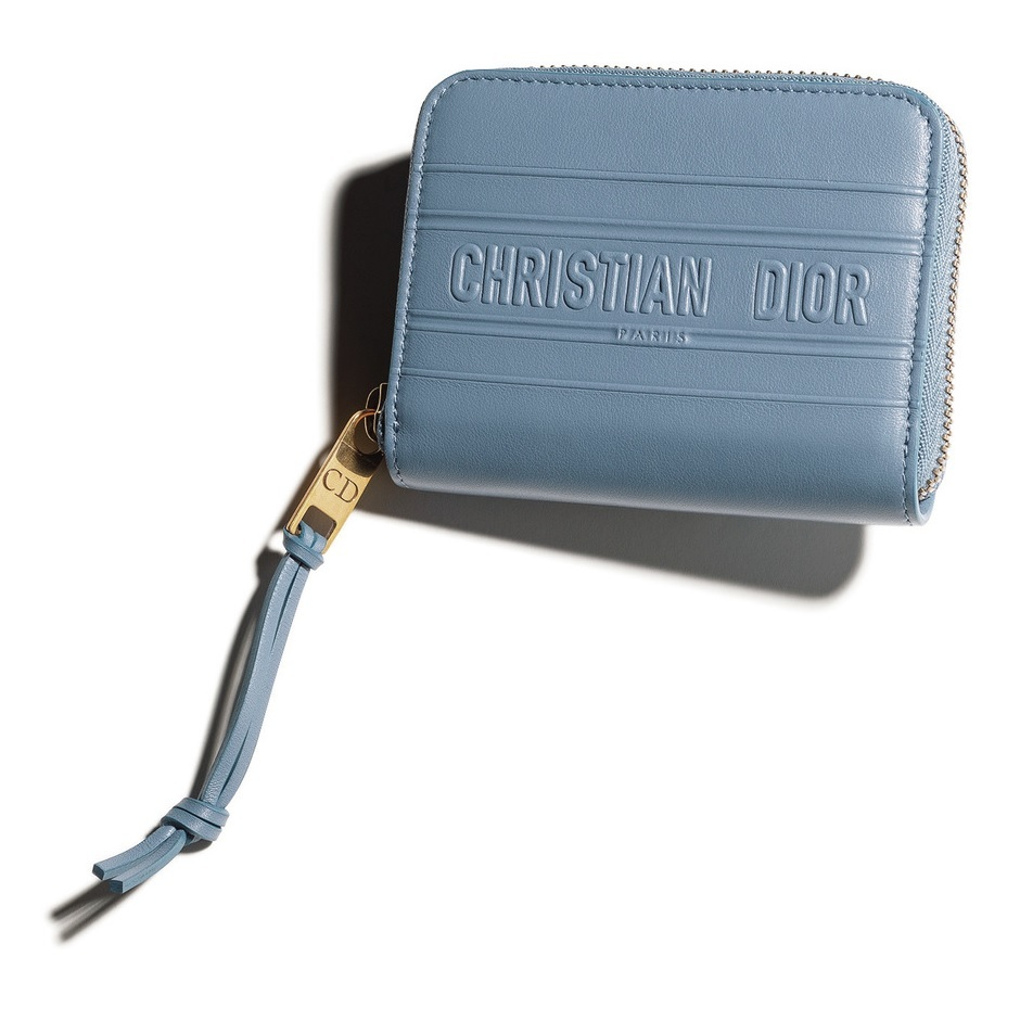 ファッション ディオールのミニ財布