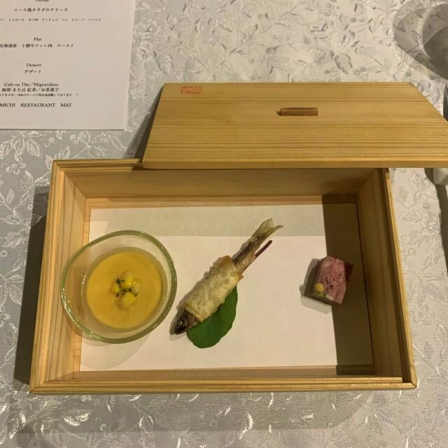 隠れ家のようなフレンチレストラン【名古屋・四間道レストランMatsuura】_1_5-2