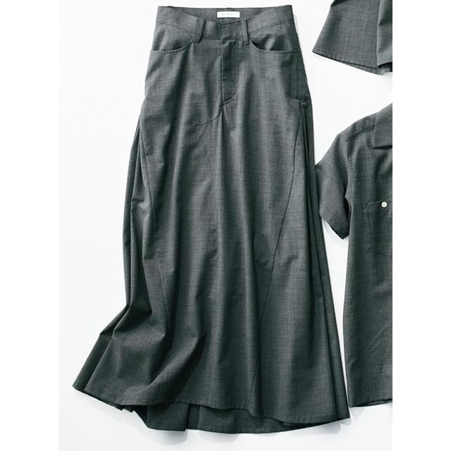 スカート¥54,000