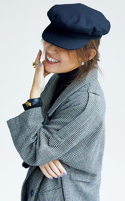 大人ならではの、帽子の被り方のコツが知りたい!【大草直子のファッション相談室】_1_3