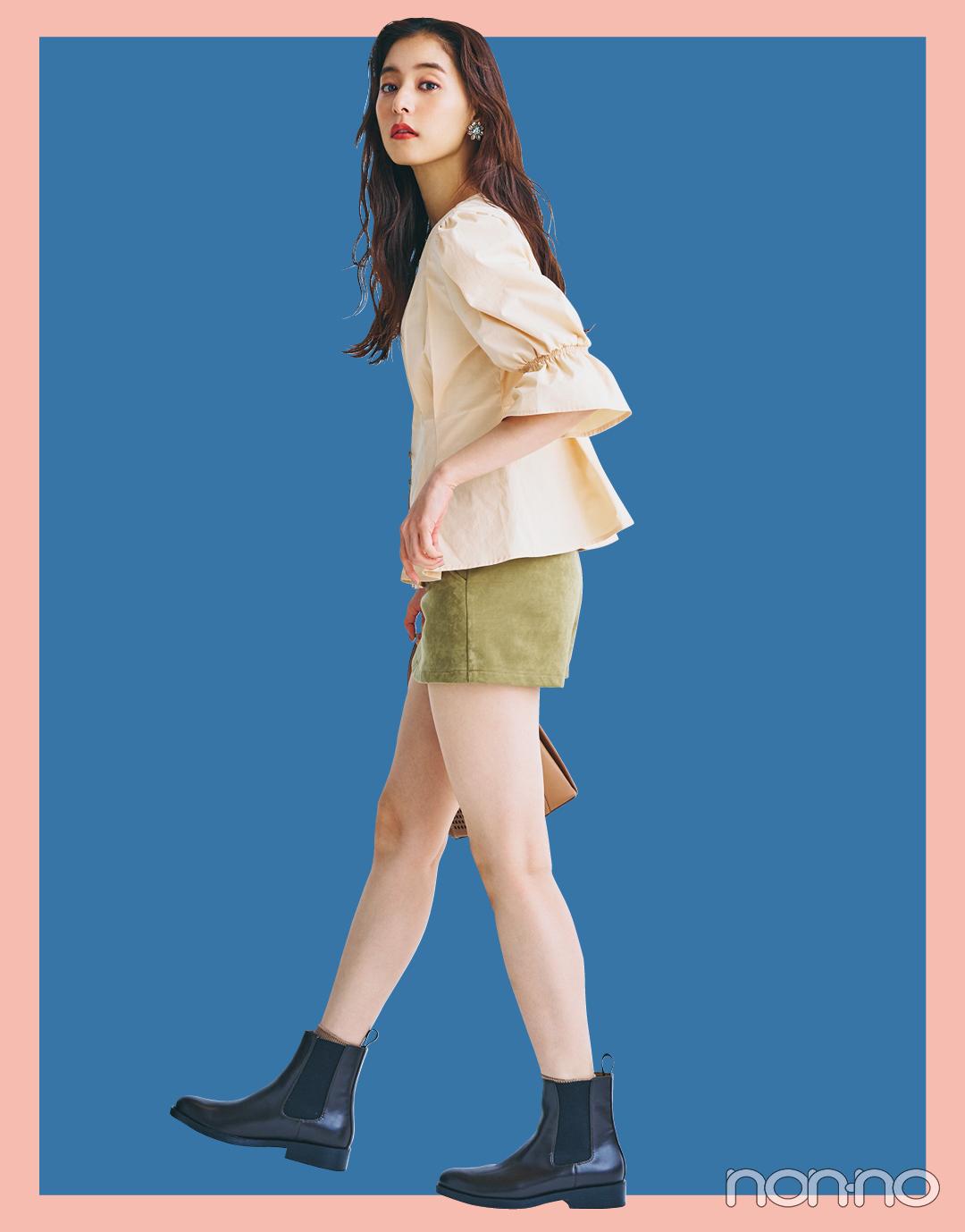 【2021年ファッショントレンド vol.10】今年の春はミニボトムで可愛さ倍増♡_1_4