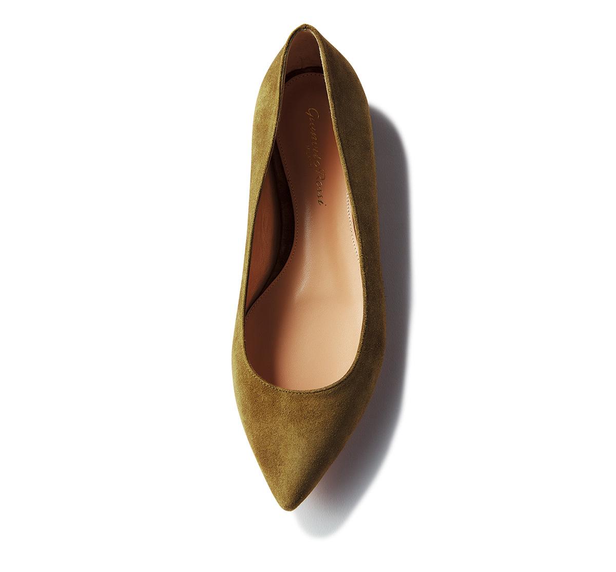 """こなれ靴の代表格 """"ポインテッドフラット""""_1_1-5"""