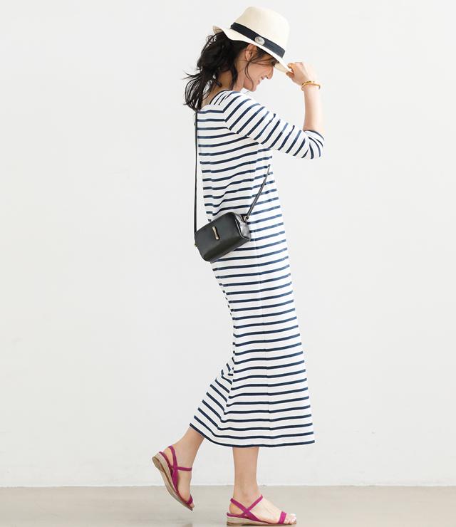 ファッションエディター・坪田あさみさんの 「トフ&ロードストーン」の最新バッグ、私流スタイリング術_1_5
