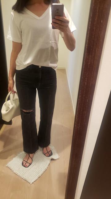 GU  ¥590 Tシャツが優秀♡_1_8