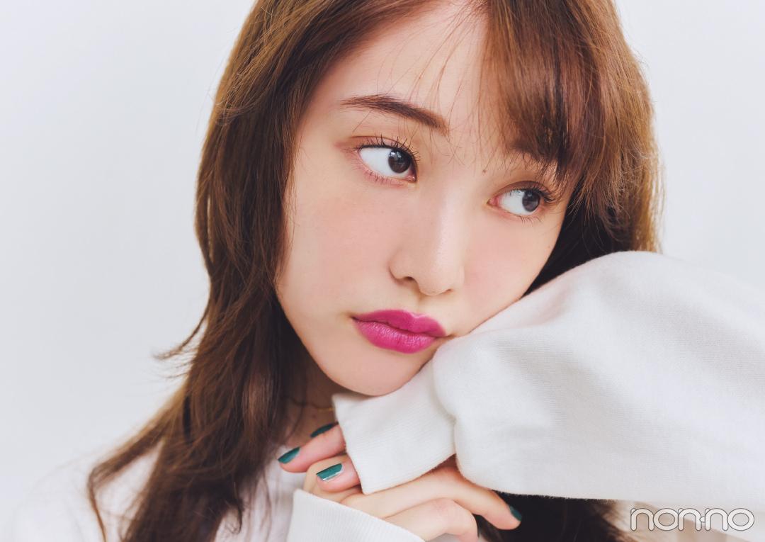 【2019秋の新作コスメ】大本命・ベリーピンクのリップは女子ウケ確実!_1_2