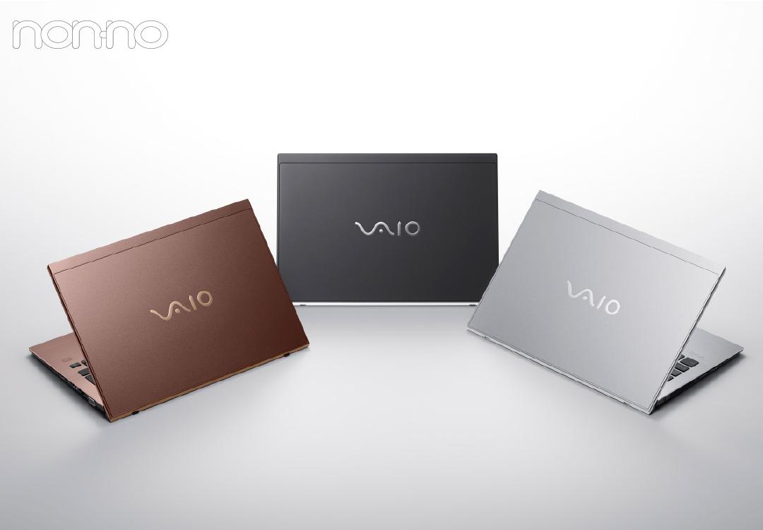 """レポートも就活もエンタメもこれ1台  """"推しPC""""は、ピンクの「VAIO® SX12」_1_15"""